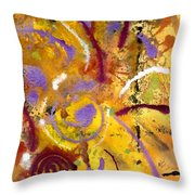 Sparks Of The Love I Feel For You Throw Pillow