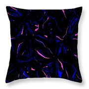 Spattered Throw Pillow by Aimee L Maher Photography and Art Visit ALMGallerydotcom