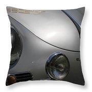 Speedster Throw Pillow