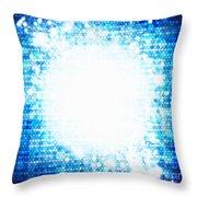 Sphere Energy Throw Pillow