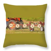 Spindizzy1233 Throw Pillow