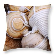 Spinning Tops Throw Pillow