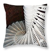 One Step Leads To Another Throw Pillow