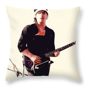 Spirit At The Gorge 11h Throw Pillow
