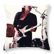 Spirit At The Gorge 14a Throw Pillow