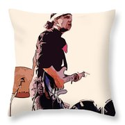 Spirit At The Gorge 9f Throw Pillow