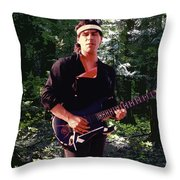Spirit Of The Forest 2 Throw Pillow
