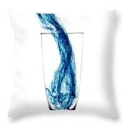 Spirit Of The Glass Throw Pillow