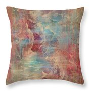 Spirit Of The Waters Throw Pillow
