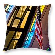 Spiritual Freedom Throw Pillow