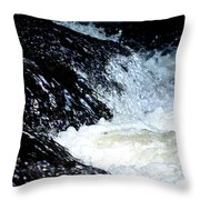 Splashes And Suds Throw Pillow