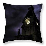 Spooky Throw Pillow
