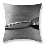 Spoon Throw Pillow