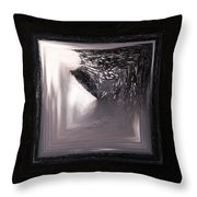 Spring Flood Squared Throw Pillow