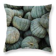 Squash Pile Throw Pillow