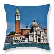 St George's Throw Pillow