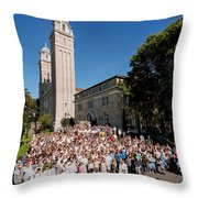 St James Cathedral 2007 Throw Pillow