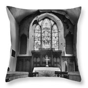 St Lawrence South Cove Throw Pillow