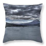 St. Mary Throw Pillow