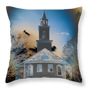 St. Mary's Episcopal Church  Throw Pillow