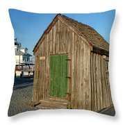 St Michaels Maryland Throw Pillow