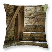 Stair Light Throw Pillow