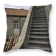 Stairs 1 Throw Pillow