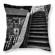Stairs 3 Throw Pillow