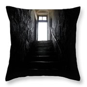 Stairs To The Light Throw Pillow