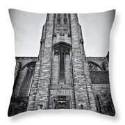 Stand Tall Stand Strong Throw Pillow