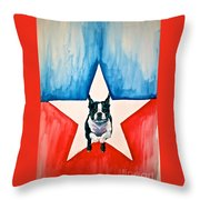 Star Appeal Throw Pillow
