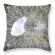 Star Hip 71044  Throw Pillow by Augusta Stylianou