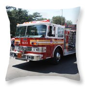 Starting Point-remembrance Throw Pillow