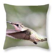 Stay Low Throw Pillow