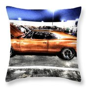 Stealing The Show Throw Pillow