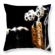 Steam Control Throw Pillow