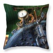 Steampunk 2 Throw Pillow