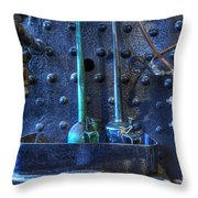 Steampunk 3 Throw Pillow
