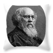 Stephen Johnson Field Throw Pillow