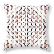 Stiletto Love Throw Pillow