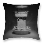 Still Life - Antique Pottery Throw Pillow