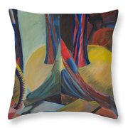 Still Life A Throw Pillow