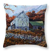 Still Standing 02 By Prankearts Throw Pillow