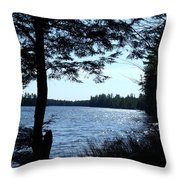 Stillwater Ny Throw Pillow