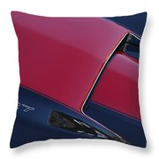 Stinger Throw Pillow