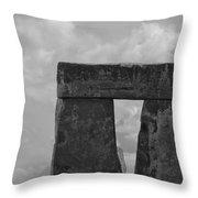 Stonehenge 19 Throw Pillow