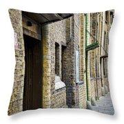 Stoney Street Throw Pillow