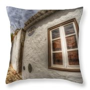 Stop And Reflect  Throw Pillow