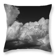 Storm Clouds 2 Throw Pillow