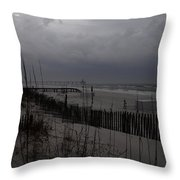 Stormy Weather Swp Throw Pillow